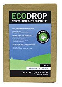 9' X 12' ECODROP® PAPER DROPCLOTH