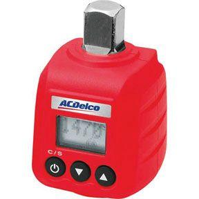 "AC Delco ARM602-4 ½"" Digital Torque Adapter"