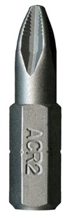 ACR® Phillips Insert Power Bit