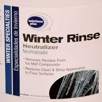 ACS 4615 Winter Rinse Neutralizer (1 Case / 4 Gallons)