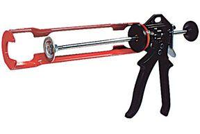 AES 76005 Caulking Gun with Rotating Barrel