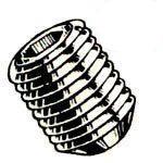 Alloy Steel Coarse Thread Cup Point Socket Set Screws by Blue Devil®