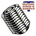 Alloy Steel Fine Thread Cup Point Socket Set Screws by Mutual Screw