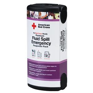 American Red Cross Fluid Spill Kit