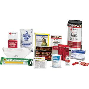 American Red Cross Personal Safety Pack, Deluxe