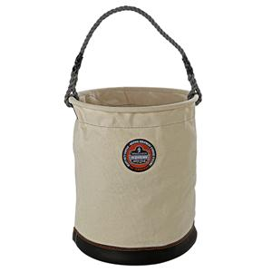 Arsenal® 5745 Leather Bottom XL Bucket w/ Swivel Snap