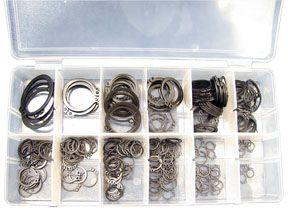 ATD 354 300 Piece Snap Ring Assortment