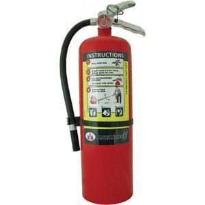 Badger™ Advantage™ 10 lb ABC Extinguisher w/ Wall Hook