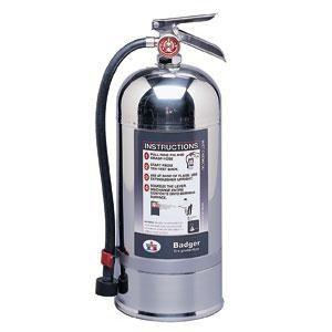 Badger™ Extra 6 L Wet Chemical Extinguisher w/ Wall Hook