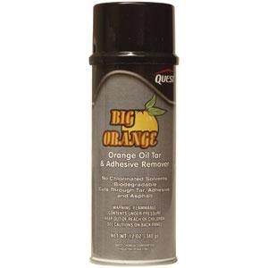 Big Orange Orange Oil Tar & Adhesive Remover, 12 oz Aerosol