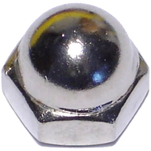 Brass Chrome Plated Acorn Nut