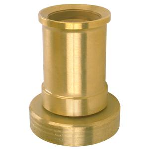 Brass Pin Rack Nozzle, 1 1/2 NST, 60 gpm