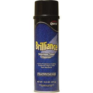 Brilliance Oil-Based Stainless Steel Cleaner, 14.5 oz