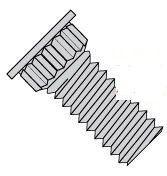 Broaching Type Flush Head Phosphor Bronze Electro Tin Plated Stud