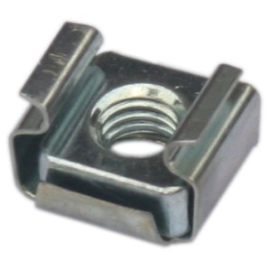 Cage Nuts 18/8 Stainless Steel