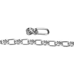 Campbell® Lock Link Single Loop Chain, #2, Sheared