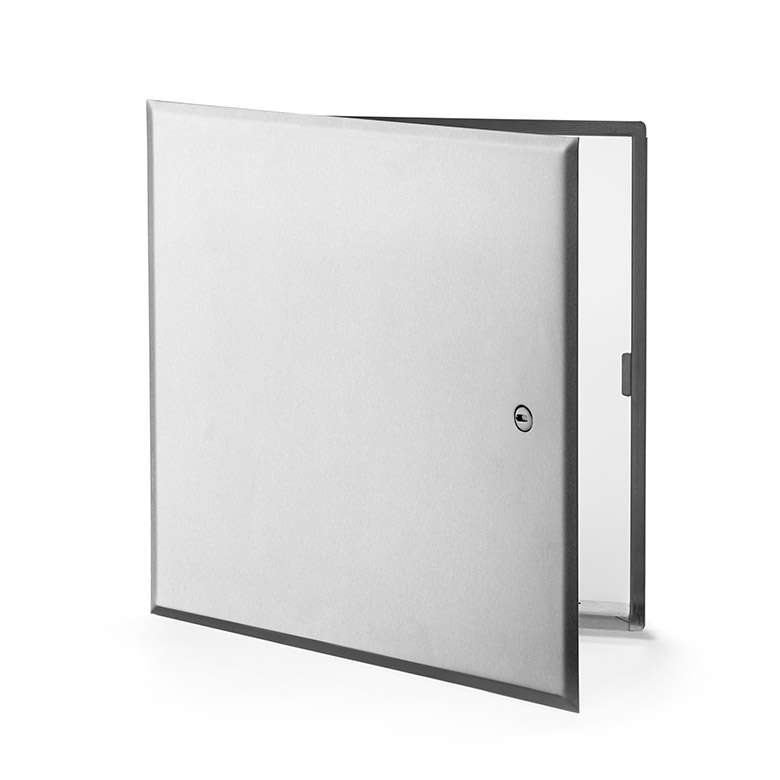 Cendrex 14 x 14 Flush Universal stainless Steel Access Door w/ Hidden Flange
