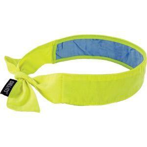 Chill-Its® 6700CT Cooling Towel Bandana, Lime