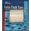 Color Cloth Tape White
