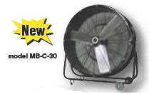 Commercial Direct Drive Blower, 30