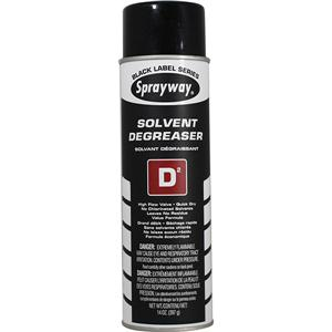D2 Solvent Degreaser, 14 oz Aerosol
