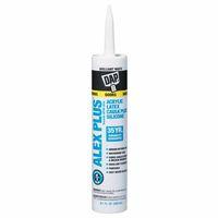 DAP® ALEX PLUS® Acrylic Latex Caulks Plus Silicone (PC 18101) 10,10 oz