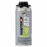 DAP® DRAFTSTOP® 812 Foam Cleaner 12 oz