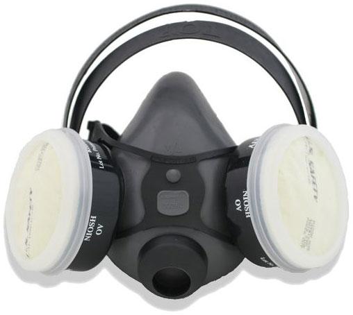 Dentec Safety Complete OV/R95 Thermoplastic Half Mask Respirator