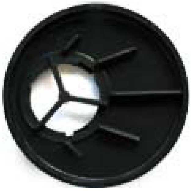Dentec Safety Particulate Pad Filter Holder - 350 BULK