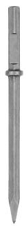 DeWalt 1-1/8 x 20 Hex Shank Demolition Steel Flat Head Chisel