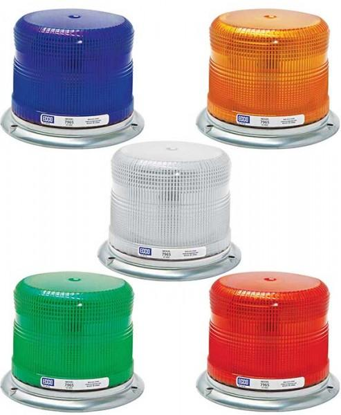 ECCO 7965 Pulse II Bolt-On LED Beacons, SAE Class I