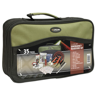 Emergency Roadside Kit - Rectangle Bag