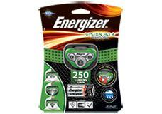 Energizer® 250 Lumens Vision HD + LED Head Lamp