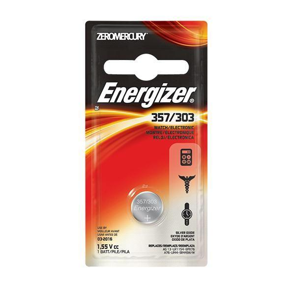 Energizer® 357 Battery