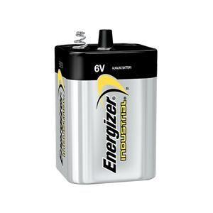 Energizer® Industrial® 6V Alkaline Lantern Battery