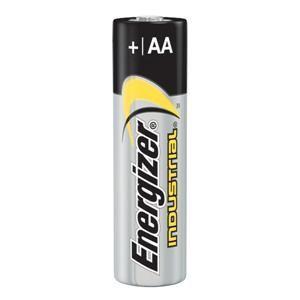Energizer® Industrial® AA Alkaline Batteries (24/Pkg)