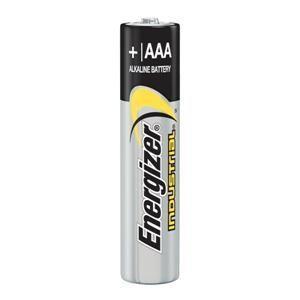 Energizer® Industrial® AAA Alkaline Batteries (24/Pkg)