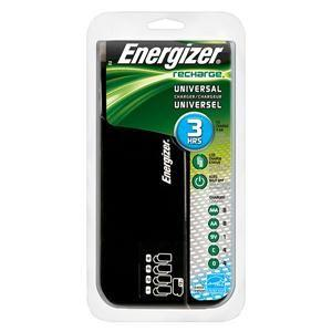 Energizer® Recharge® Universal Charger