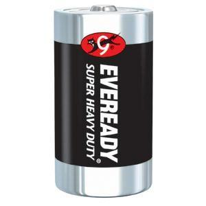 Eveready® Super Heavy Duty C Batteries