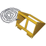 Fabricated Steel Chock