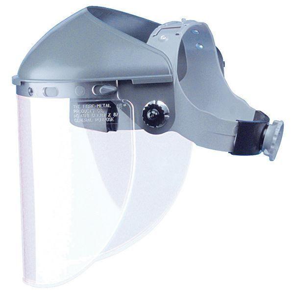 Fibre-Metal® High Performance® Face Shield Headgear, 4 Crown