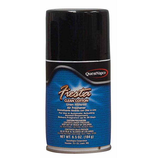 Fiesta Metered Air Freshener, Clean Cotton
