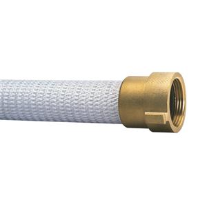 FireTech™ Rack & Reel Hose, 1 1/2 x 75', Brass NPSH