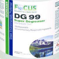 Focus DG 99 Super Degreaser (1 Case / 4 Gallons)