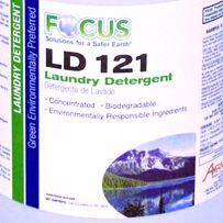 Focus LD 121 Laundry Detergent (1 Case / 4 Gallons)