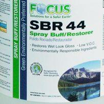Focus SBR 44 Spray Buff/Restorer Concentrate (1 Case / 4 Gallons)