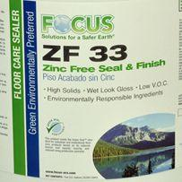 Focus ZF 33 Zinc-Free Seal & Finish (1 Case / 4 Gallons)