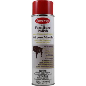 Furniture Polish, 19 oz Aerosol