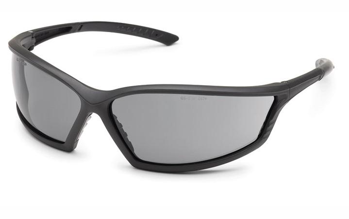 Gateway Safety 4×4® Gray Lens Black Frame Safety Glasses - 10 Pack