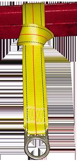 Gemtor VP123-4 Anchor Sling, Choker Style, 4 Ft